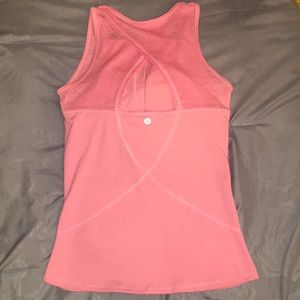 Soybu yoga cut-out tank top + bra